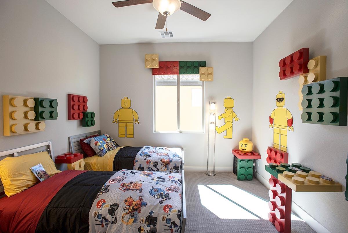 Tema untuk Desain Kamar Tidur Anak – Udonaddict WordPress